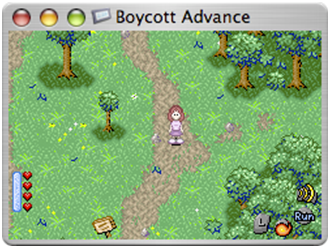 Boycott Advance emulator