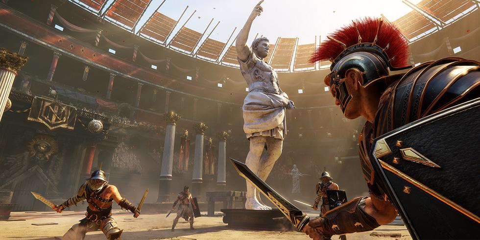 games like skyrim Ryse: Son of Rome