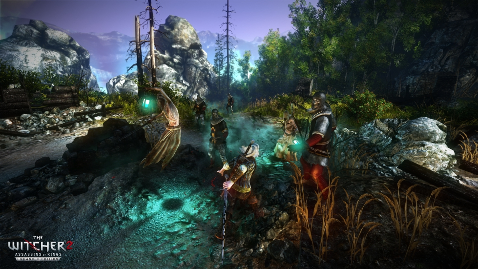 games like skyrim The Witcher 2: Assassins of Kings
