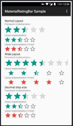 1-Material-Rating-Bar-Widget